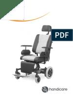 Cadeira de Rodas Handicare Ibis 2 - Ms