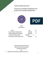 Resume Sap 2 Analisis Laporan Keuangan