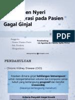 278938433 Referat Anestesi Pada Pasien Gagal Ginjal