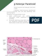 Histologi Kelenjar Paratiroid