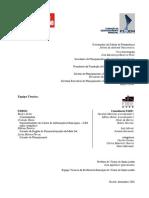Plano Diretor de Vitória de Santo Antão - Pernambuco - 2002