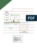 Planta de Tratamiento de Agua Potable PTAP Integral - Perfil Hidraulico-Model