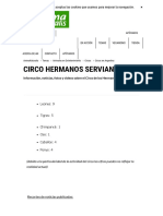 14- Circo Hermanos Servian _ AnimaNaturalis