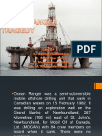 Ocean Ranger Tragedy