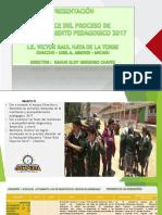 Plantilla PPT Para El CP Presentacion de Cierre en La I.E.