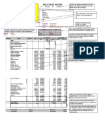 Bulletins de Paie Excel
