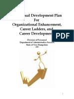 IDP Individual Development Plan Model
