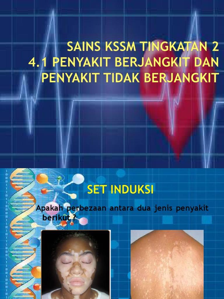Sains Kssm F2 Kesihatan Manusia