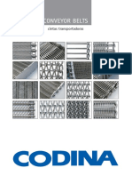 Codina Conveyor Belts 2015