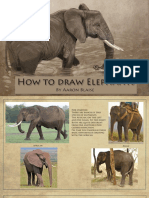How to Draw Elephants