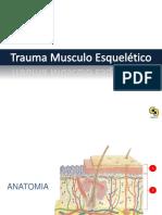 Trauma Musculo Esqueletico