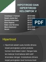 Ppt Hipotiroid Dan Hipertiroid