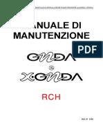 Manuale Tecnico Onda Xonda 1206 v07
