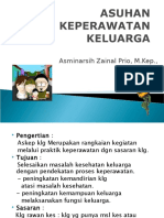Pengkajian & Diagnosis Askep Keluarga