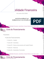 CF - Aula N.º 5 - Ciclo Do Financiamento