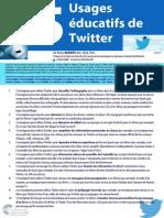 25 Usages éducatifs de Twitter