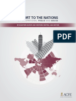 2016 Report to the Nations Eastern Europe Edition
