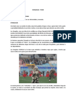 COMPILACIÓN TEÓRICA SOBRE LA DANZA CHOQUELAS DE PUNO