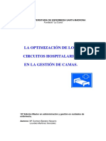 optimización de hospitales