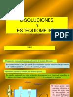 Disoluciones y estequiometria UAC