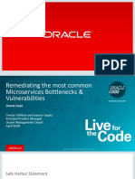 OracleCode RemediatingMicroServicesVulnerabilities HYD v1.1 1522728759728001LH1c