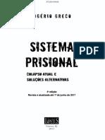 Sistema Prisional Colapso Greco 4.Ed