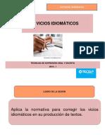 01.VICIOS IDIOMÁTICOS