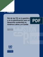 Nuevas Tegnologias Administracion Publica