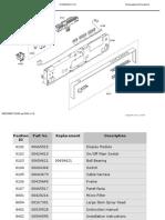 Bosch Dishwasher patrs list.pdf