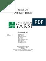 Wrap Up PBL (PBL)