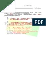 A.4.1 Ficha de Trabalho Os Continentes e Oceanos 1 Soluções