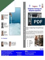 Refrigeration Brochure May 2009