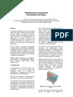 Virtualizacion Servidores