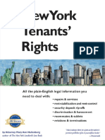 Mary Ann Hallenborg-New York Tenants' Rights-NOLO (2003)