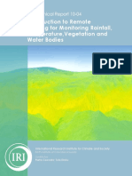 Introduction to Remote-sensing-Environmental Monitoring