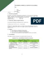 Informacion General Quinua