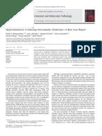 Hepatotoxicidad relacionada al consumo de herbalife