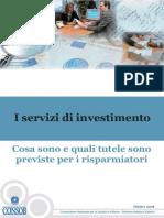 Servizi Investimento