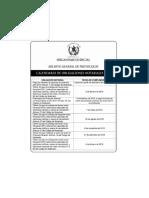 obligaciones notariales 2018