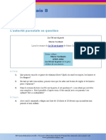 Fiche12 Lautorite Parentale en Question