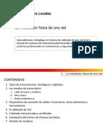 REDES UD02 InstalaciónFísicaDeUnaRed