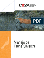 Manejo de Fauna Silvestre