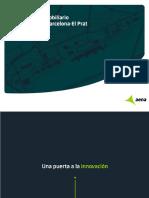 Presentacion Master Plan Inmobiliario BCN Baja