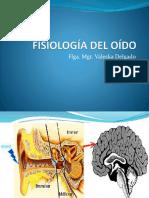 Fisiología Del Oído