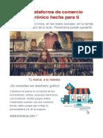 Propuesta Tienda Online 208