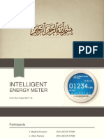 Intelligent Energy Meter