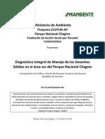 DIAGNOSTICO DE MANEJO DE DESECHOS