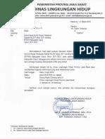 Surat Undangan Sinkronisasi KLHS RTRW Kab Garut