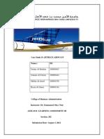 Case Study d Jetblue Airways