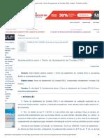 Apontamentos Sobre o Termo de Ajustamento de Conduta (TAC) - Artigos - Conteúdo Jurídico